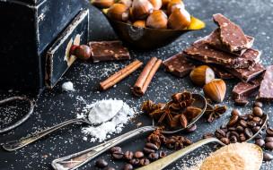 шоколад, еда