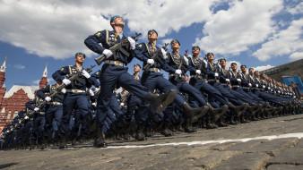 парад победы, праздничные, день победы, вдв, москва, 9, мая, военный, парад, красная, площадь