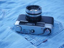 камера, джинсы, карман, фотоаппарат