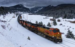 техника, поезда, локомотив, поезд