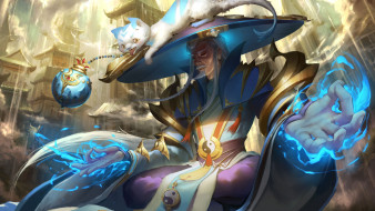 Heroes of Newerth, ролевая, action