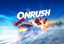 гоночная игра, codemasters, постер, 2018, видеоигры, OnRush