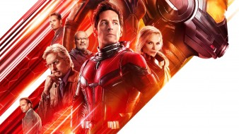 ant-man and the wasp, человек-муравей и оса, постер, пол радд, эванджелин лилли, мишель пфайффер