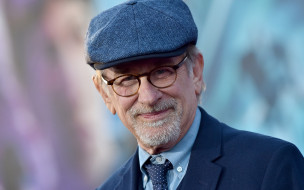 steven spielberg, стивен аллан спилберг, сценарист, мужчина, голливуд, стивен спилберг, кепка, американский кинорежиссер, очки