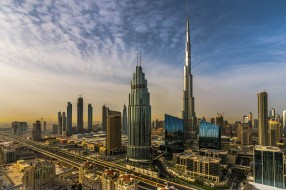 Бурдж-Халифа, Дубай, небоскрёб, ОАЭ