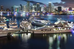 miami yacht show, корабли, Яхты, суперяхта