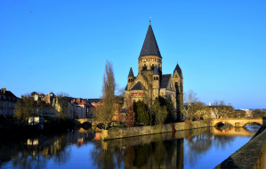 Франция, Мец, Metz, собор