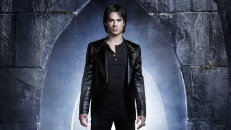 кино фильмы, the vampire diaries, ian, somerhalder