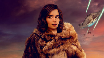 фантастика, фэнтези, эмилия кларк, solo a star wars story, qira, фильмы 2018