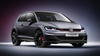 GTI, Golf, Concept, 2018, серый, Volkswagen, TCR