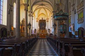 церковь, интерьер