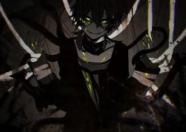 аниме, kagerou project, парень