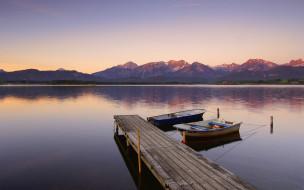 лодки, Озеро, Германия