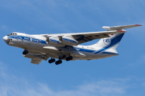 ilyushin il-76, авиация, грузовые самолёты, грузоперевозки