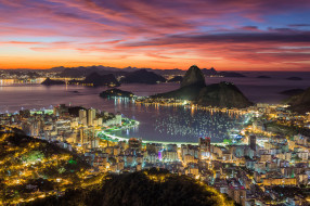 rio de janeiro, города, рио-де-жанейро , бразилия, простор