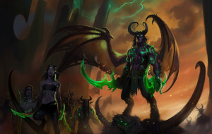 art, legion, World of Warcraft, Warcraft, night elf, illidan stormrage, wow
