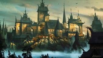 мир, средневековье, замок, иной