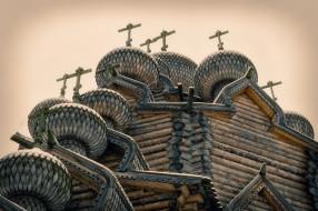 города, - православные церкви,  монастыри, vsevolozhskiy, raion, russia, leningrad, oblast, wooden, pokrovskaya, church