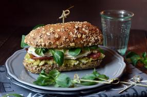 обои для рабочего стола 2048x1362 еда, бутерброды,  гамбургеры,  канапе, снедь