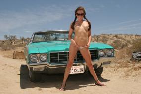 эротика, девушки и автомобили, авто, девушки