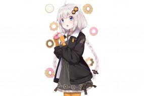 аниме, eromanga-sensei, девушка
