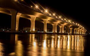 Ночной, мост