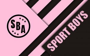 спорт, эмблемы клубов, цвета, линии, фон, логотип, полосы