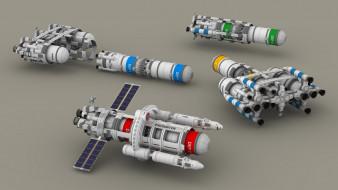 3д графика, моделирование , modeling, космический, корабль
