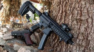 weapon, пистолет, P226, СИГ, оружие, submachine gun, пистолет пулемёт, MPX, П226, gun, SMG, SIG