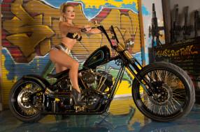 мотоциклы, мото с девушкой, девушки, angela jean