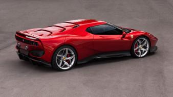 red, 2018, Ferrari, SP38