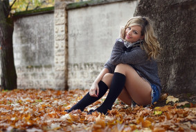 девушка, девушки, -unsort , блондинки,  светловолосые, модель