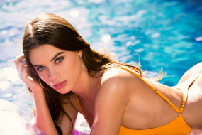 девушка, модель, Lana Rhoades