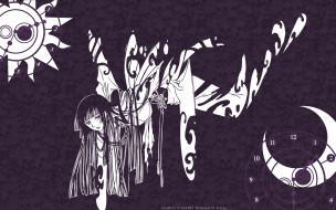 аниме, xxxholic, триплексоголик