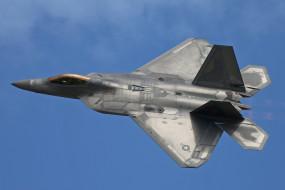 lockheed martin f-22a raptor, авиация, боевые самолёты, ввс