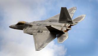 f22 raptor, авиация, боевые самолёты, ввс
