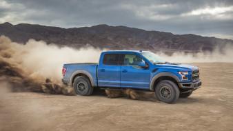 blue, внедорожник, 2019, Ford, Raptor, F-150