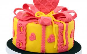 торт, подарочный