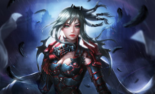 персонаж, арт, игра, Final Fantasy, Aranea Highwind
