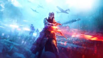 шутер, Battlefield V, action