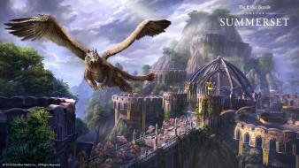 ролевая, The Elder Scrolls Online, онлайн
