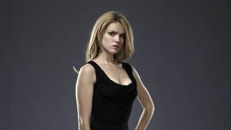 декольте, блондинка, актриса, Erin Richards