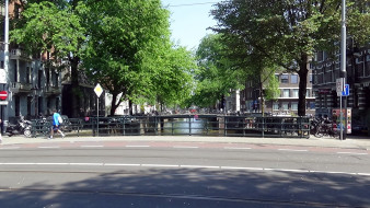 мост, канал