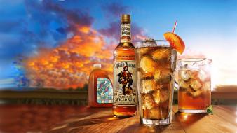 бренды, бренды напитков , разное, ром, капитан, морган