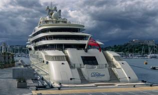 my dilbar, корабли, Яхты, суперяхта