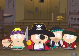 пираты, персонажи
