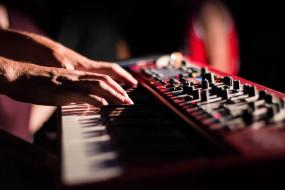 руки, клавиши