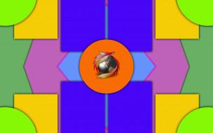 узор, фон, цвета, логотип