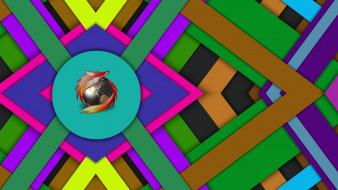 цвета, логотип, фон, узор