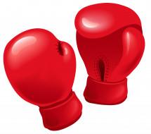 перчатка, бокс